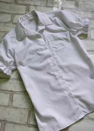 Школьная блуза девочке ,новая