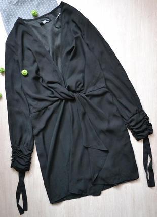 Шикарное шифоновое платье plus size батал большой размер missg...