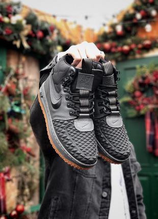 Мужские зимние кроссовки с мехом