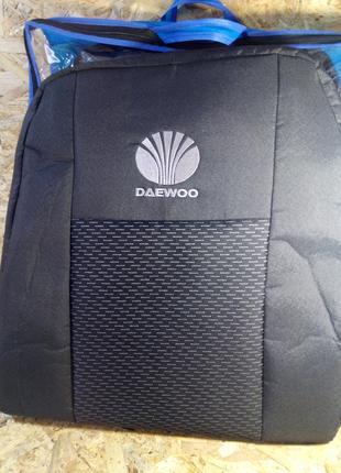 Чехлы на сиденья для Daewoo Lanos