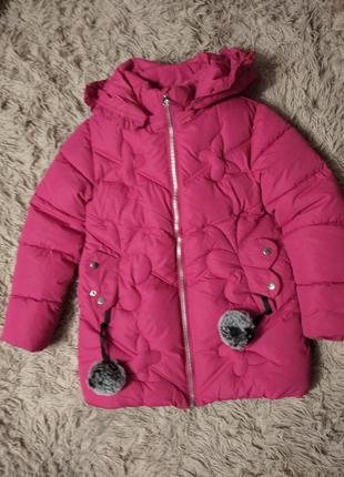 ❤️шикарная куртка пальто зима зимнее