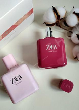 Zara tuberose pink flamb духи парфюмерия туалетная вода набор ...