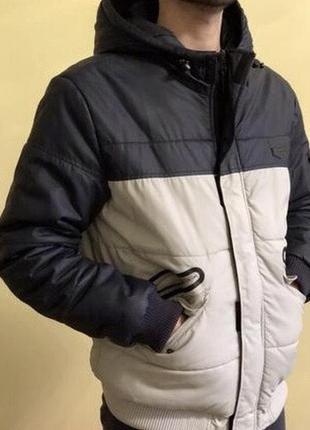 Мужская куртка/bershka/чоловіча куртка/зимняя куртка/