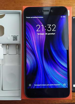 Продам Xiaomi Redmi 5A 2/16 Gb (Black) Б/У