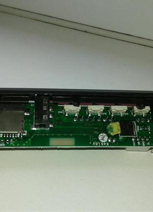 Встраиваемый MP3 плеер модуль FM Bluetooth радио MP3 MP-3 WMA ...