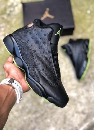Черные мужские кроссовки 41 42 43 44 45 46 размер