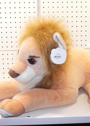 Мягкая игрушка Лев большой  70см