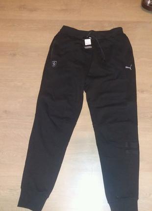 Продам новые фирменные штаны PUMA Ferrari  (L)
