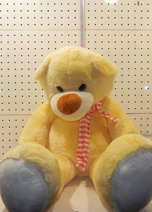 РАСПРОДАЖА МЯГКИХ ИГРУШЕК. Мягкая игрушка Медведь большой