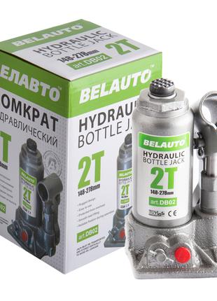 Домкрат гидравлический Белавто 2т DB02