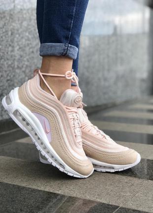 Классные женские кроссовки nike air max 97