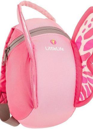 Детский рюкзак рюкзачек little life бабочка для девочки