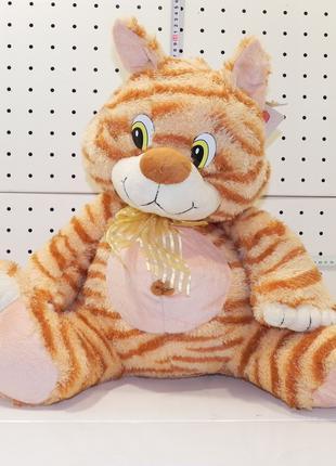 Мягкая игрушка Кот Тимоха средний