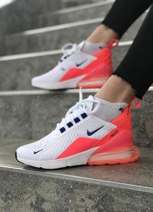 Классные женские кроссовки nike air max 270