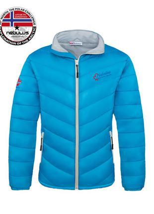 Зимняя куртка nebulus leman, мужская