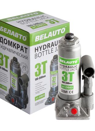 Домкрат гидравлический Белавто 3т DB03