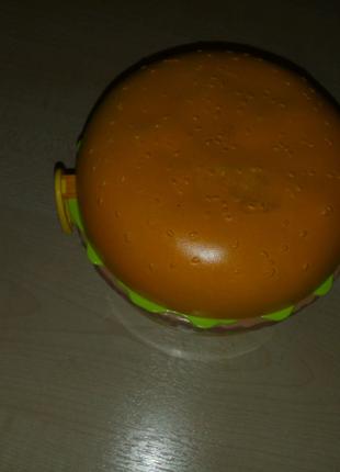 Гамбургер ланч бокс