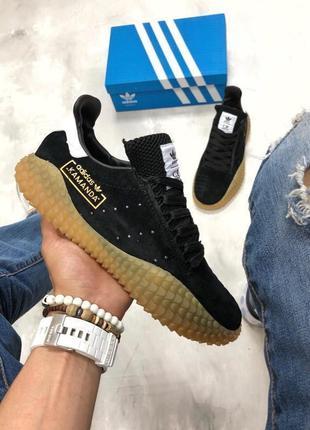 Черные мужские кроссовки adidas sobakov
