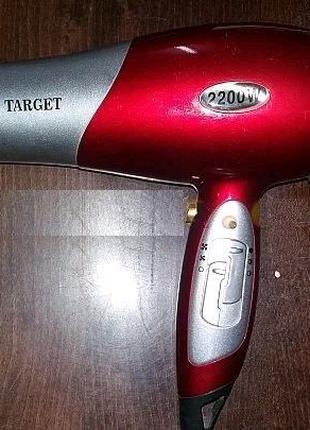 Фен с диффузором профессиональный - Target 8805