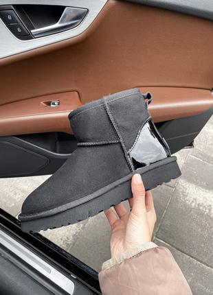Угги Ugg Mini Black