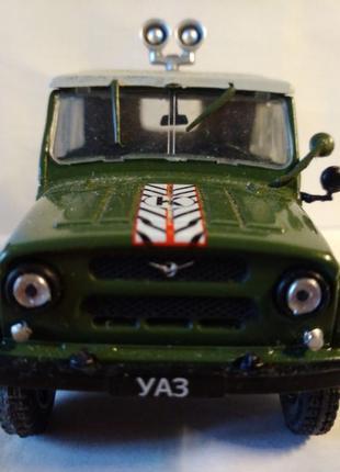 УАЗ 469 (Комендатура) Диагостини