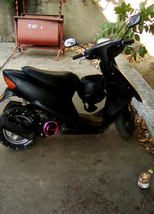Хонда Дио 35