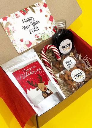 Новогодний подарочный набор Sweet Chocolate