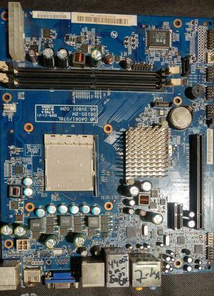 Рабочая материнская плата Acer WMCP78M Nvidia 9200 сокет AM2+ AM3