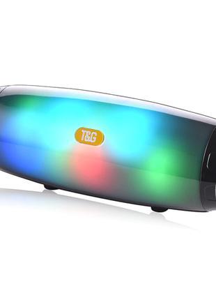 Портативная Bluetooth колонка SPS UBL TG165C с подсветкой