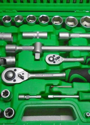 Набор инструментов Intertool Semi Professional 108 единиц