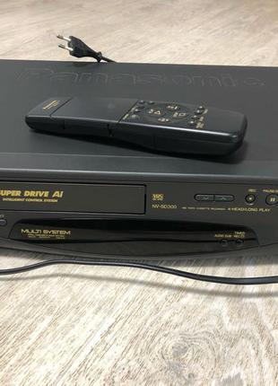 Panasonic VHS NV-SD300