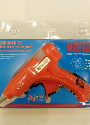 Пистолет для сухого клея 20W
