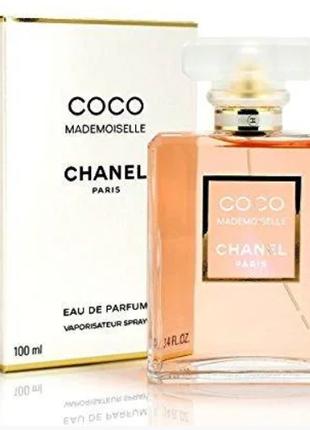 Chanel Coco Mademoiselle 100 мл Парфюмированная вода женская