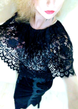 Платье макси Дольче Габане