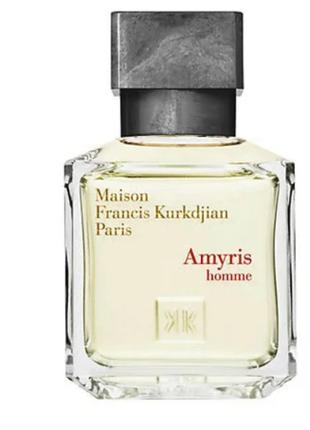 Maison Francis Kurkdjian Amyris Homme 70 мл Парфюмированная вода