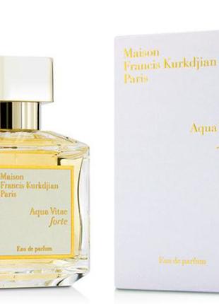 Maison Francis Kurkdjian Aqua Vitae Forte Парфюмированная вода