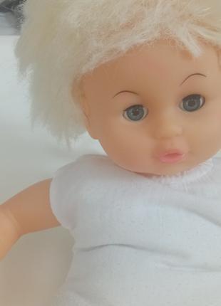 Кукла мягкотелая, лялька с одеждой