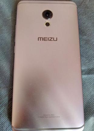 Meizu Pro 6Plus (разбит экран)