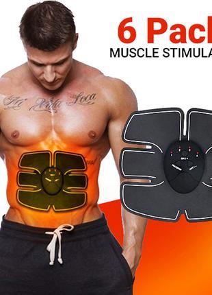Миостимулятор Beauty Body Mobile-Gym 6 pack EMS для мышц пресса
