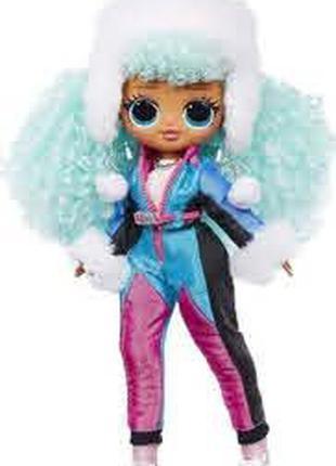 LOL OMG Surprise серии Winter Chill Ледяная Леди кукла лол 570...