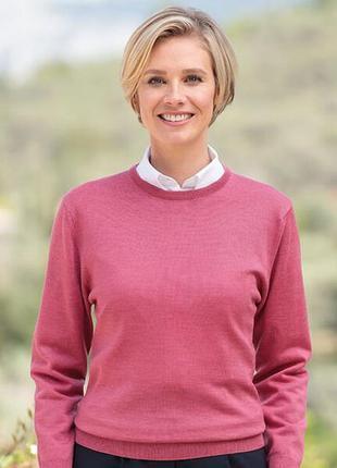 Джемпер, свитер из мериносовой шерсти country casuals