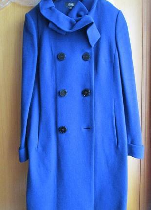 Пальто демисезонное женское размер 48