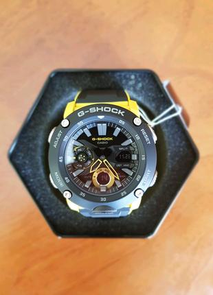 Новые часы Casio G-Shock GA-2000-1A9ER оригинал