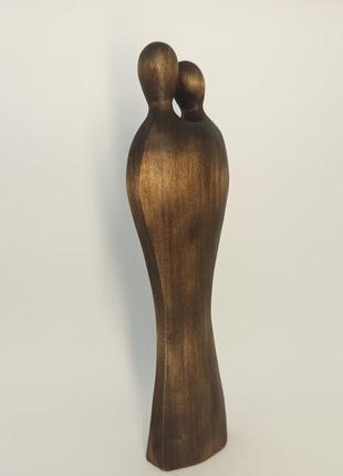 Скульптура 22 см, чоловік, жінка і дитина, ручна робота, сімей...
