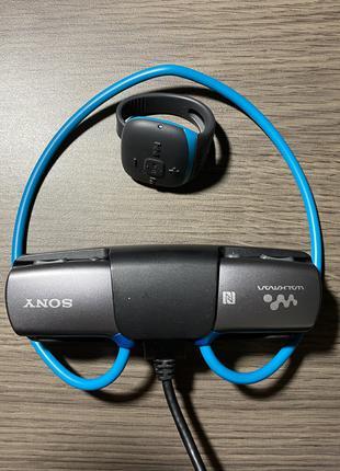 Водонепроницаемые Bluetooth наушники Sony NWZ-WS613 4gb