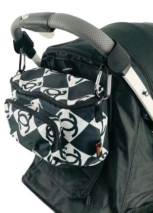 Сумка органайзер, сумка для коляски, сумка для мами