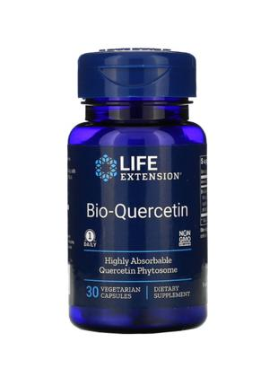 Life Extension, Quercetin, Био Кверцетин , 30 капсул