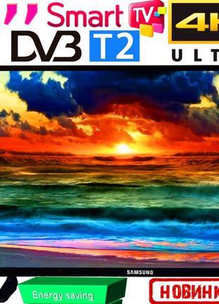 "Samsung 32"" Led 4k SmartTv Wi-Fi,Usb,Hdmi новый телевизор"