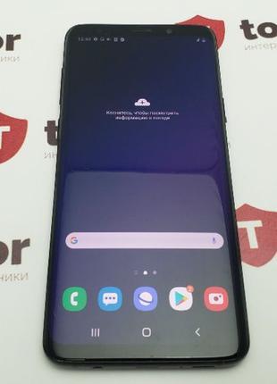 Samsung Galaxy S9 plus S9+ S9 + 64гб Black 1SIM Самсунг С9 + С...