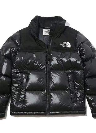 Куртка пуховик мужская The North Face черная